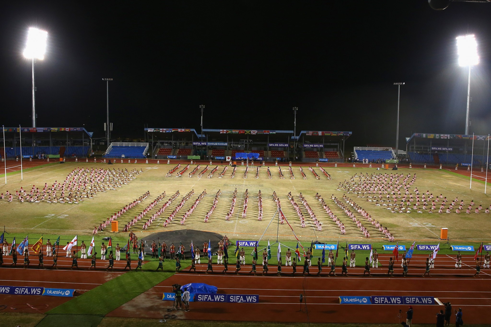 Samoa 2019 programme confirmed as Pacific Games Council to cap sports from 2023 edition