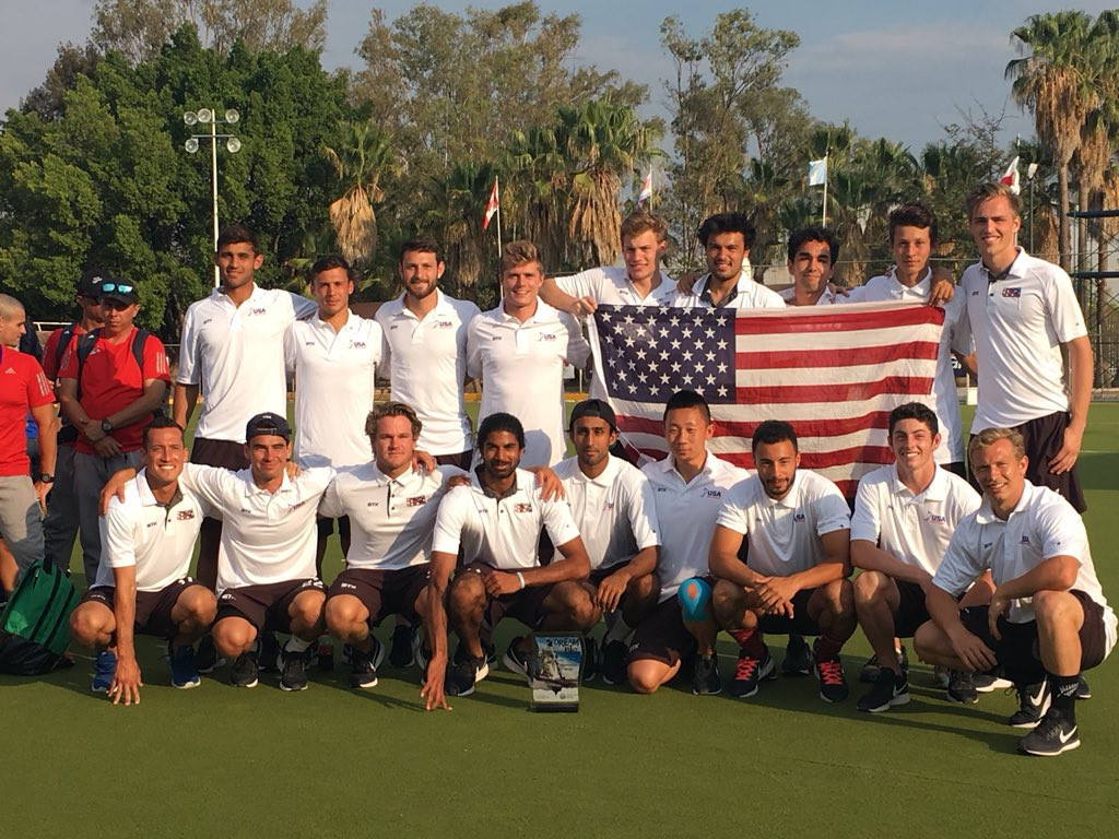 Canada and United States win Hockey Series Open events in Salamanca