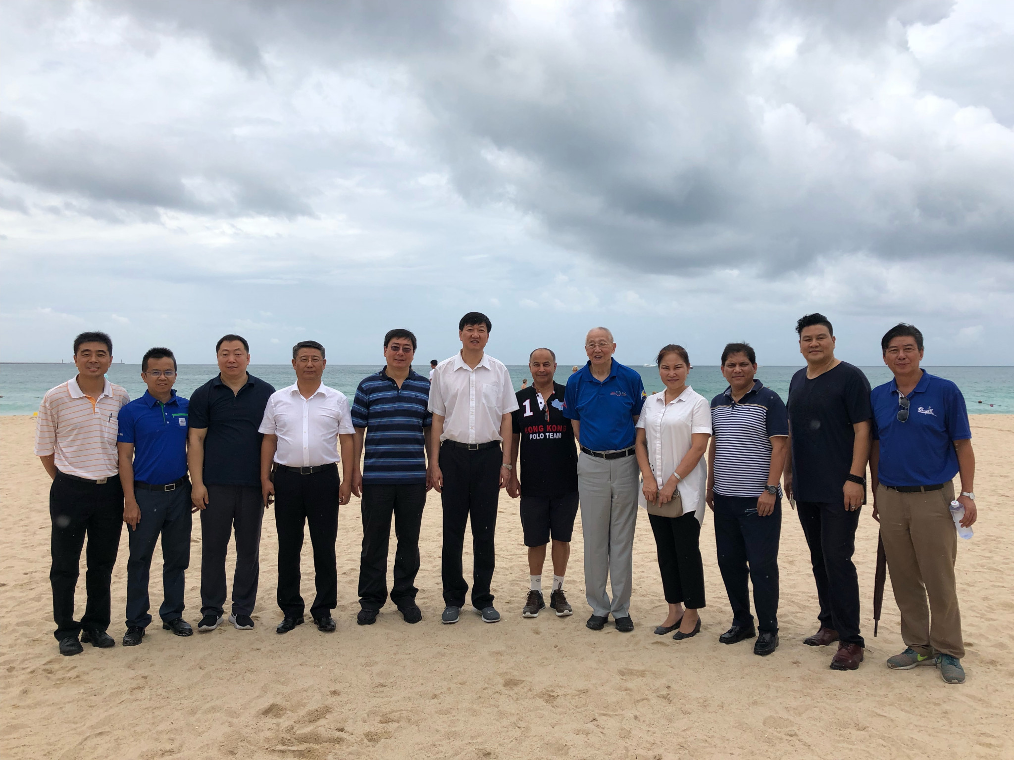 An OCA inspection team has visited Sanya City ©OCA