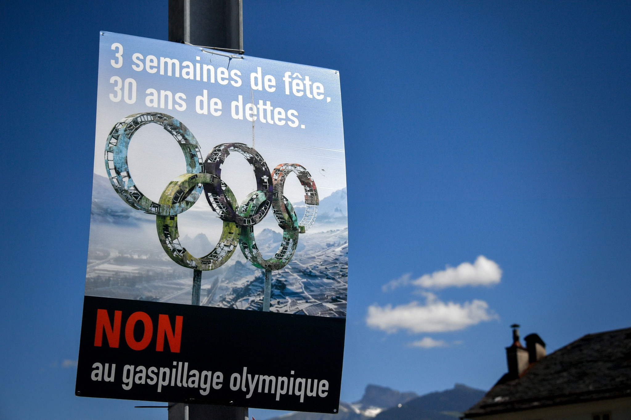 IOC urge cities to see positives of hosting Winter Olympics and Paralympics after Sion 2026 withdrawal