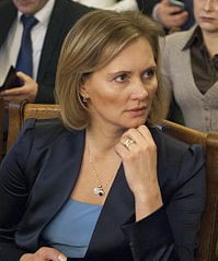 Former Latvian Minister of Justice Baiba Broka has been confirmed as a surprise candidate for IBU President ©Wikipedia