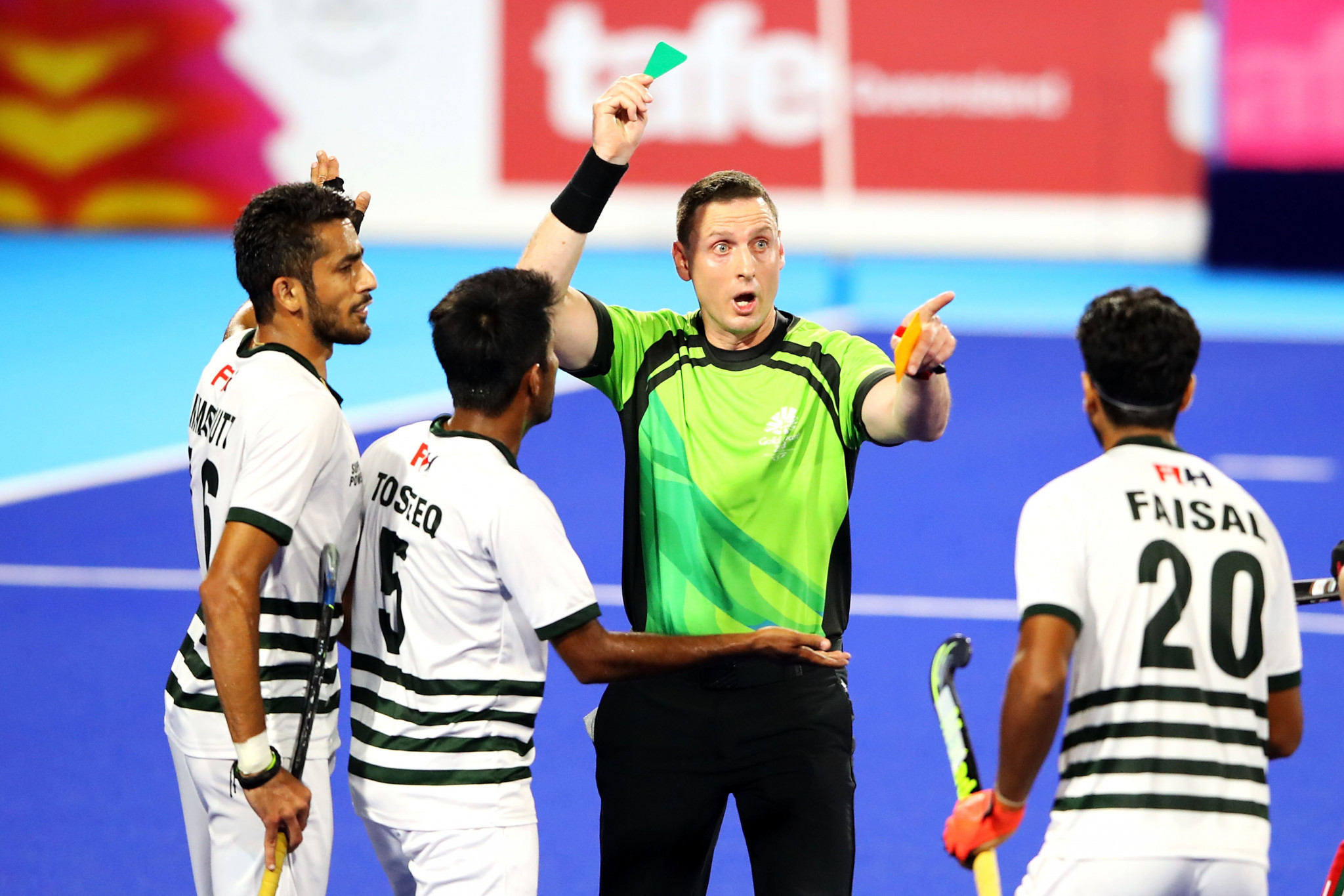 FIH launch development programme aimed at increasing standard of officiating