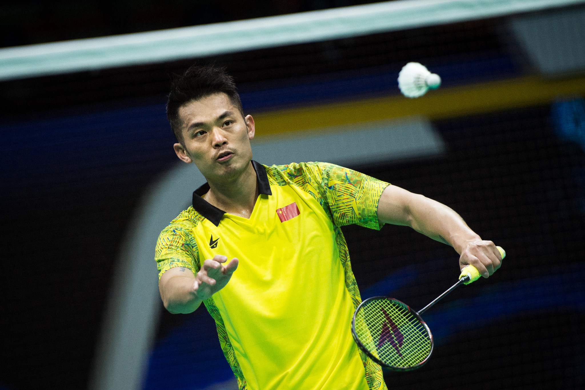 Lin Dan is the top seed in the men's singles tournament ©Getty Images