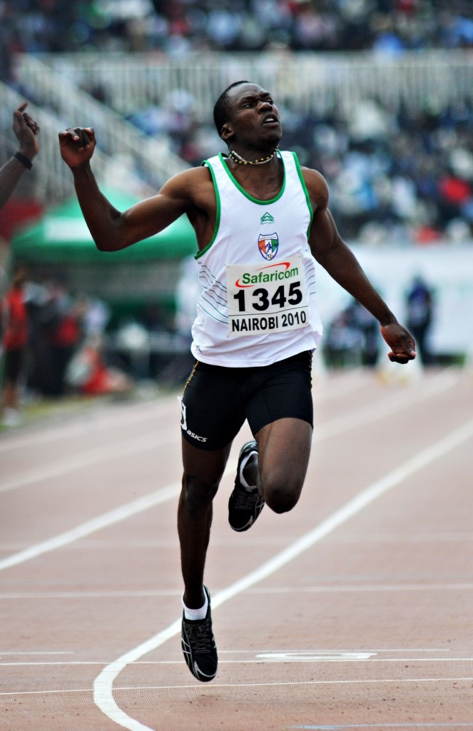 Ivory Coast claim gold in men's and women's 100m at All-Africa Games
