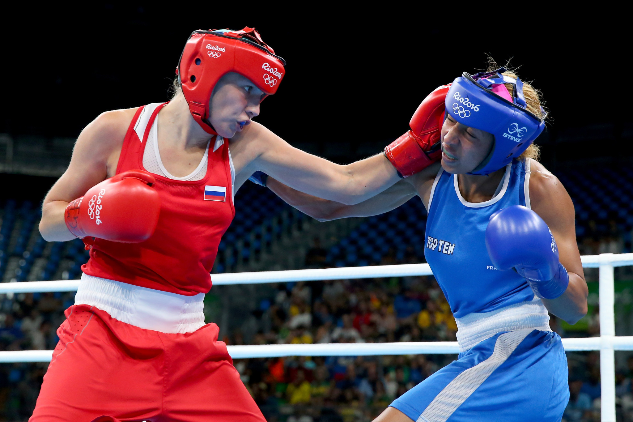 Russian and Bulgarian boxers dominate European Women's Boxing Championships semi-finals