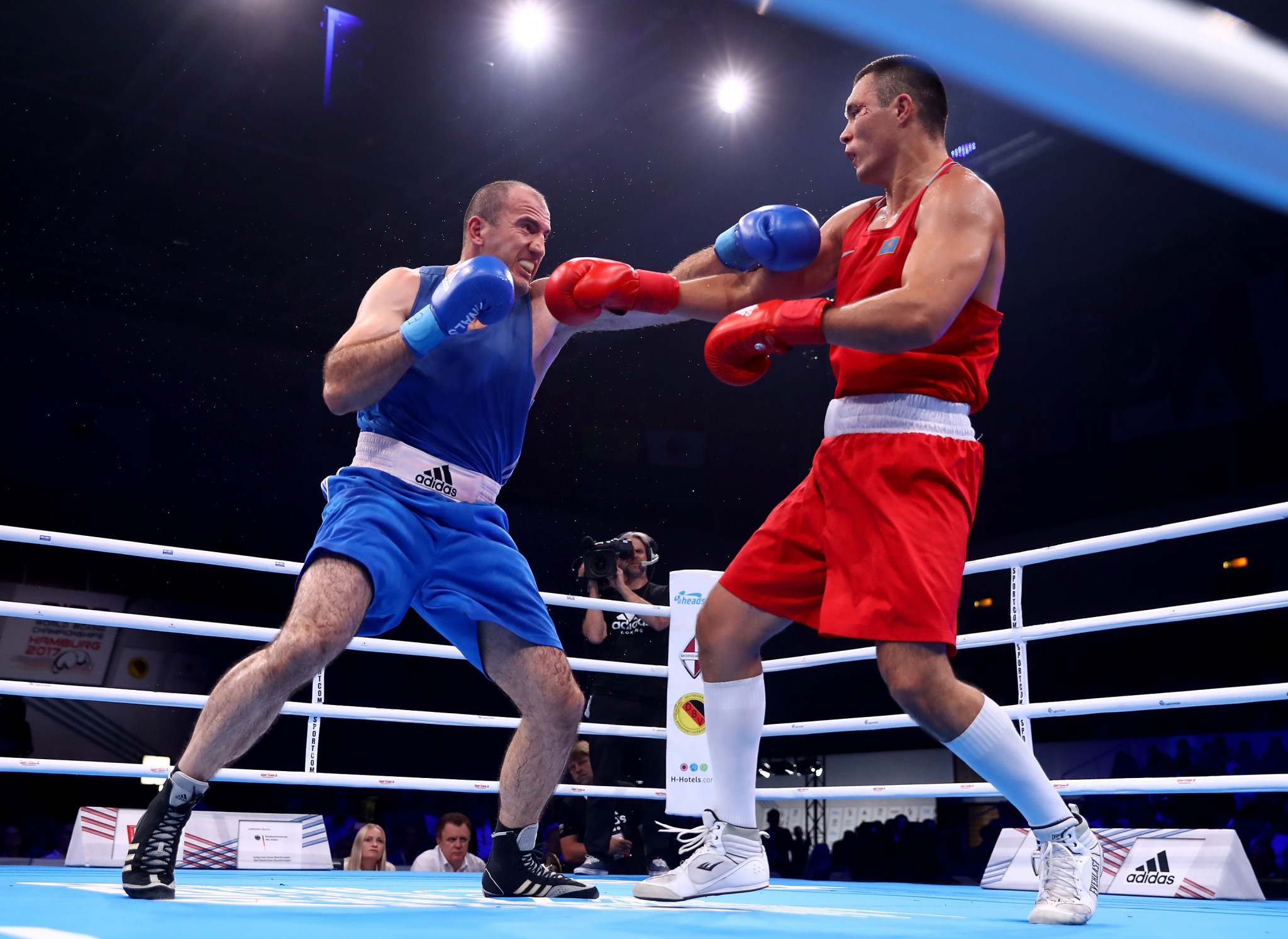 AIBA have insisted the World Championships in Sochi will be a clean event ©Getty Images