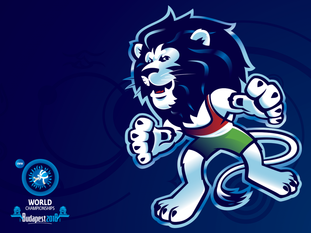 United World Wrestling announce mascot for World Championships in Budapest