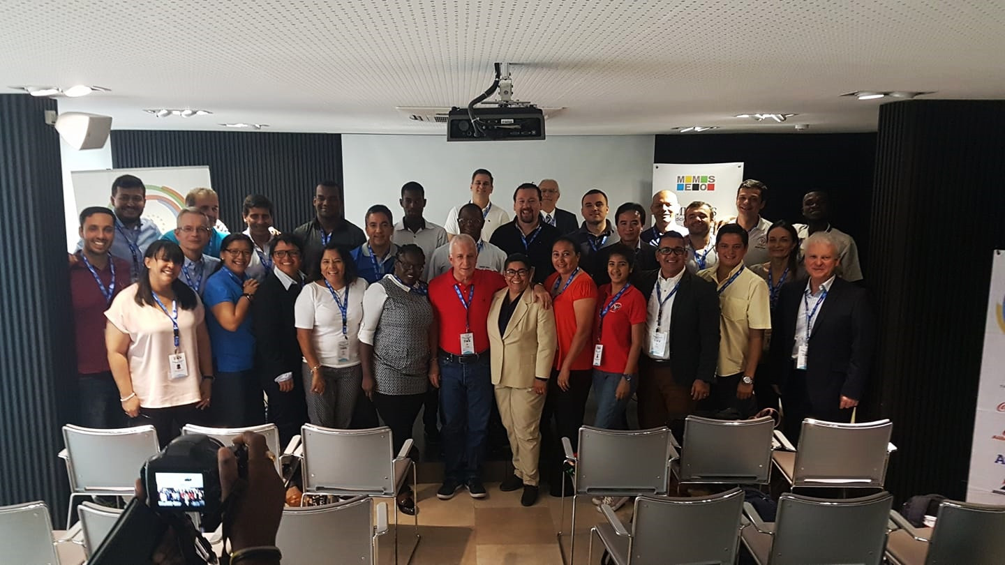 Cape Verde hosts masters degree as part of Olympic Solidarity programme