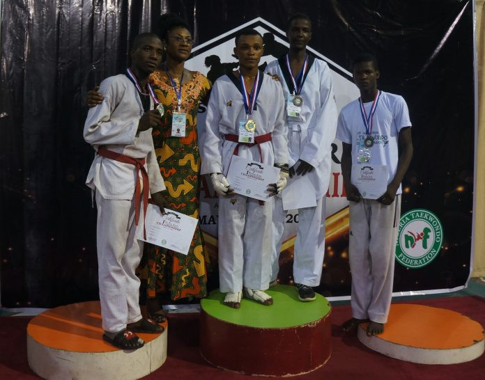 A total of 20 Nigerian taekwondo players have been invited to a training camp as part of preparations for the 2018 African Youth Games ©NTF
