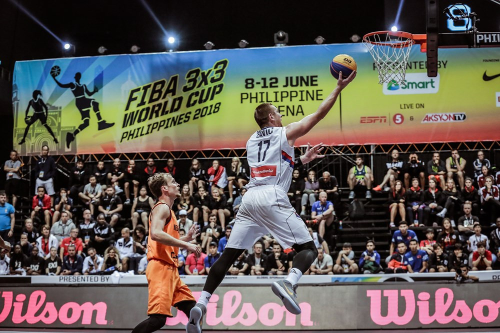 3x3 basketball will make its Olympic debut at the 2020 Games in Tokyo ©FIBA