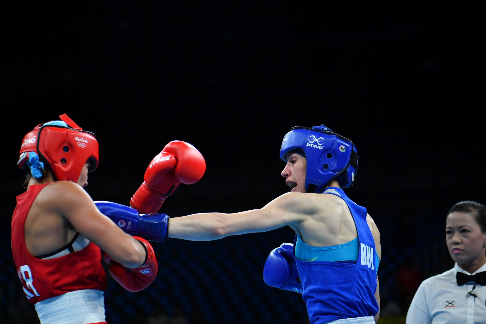 Hosts Bulgaria clinch three gold medals at European Women's Boxing Championships