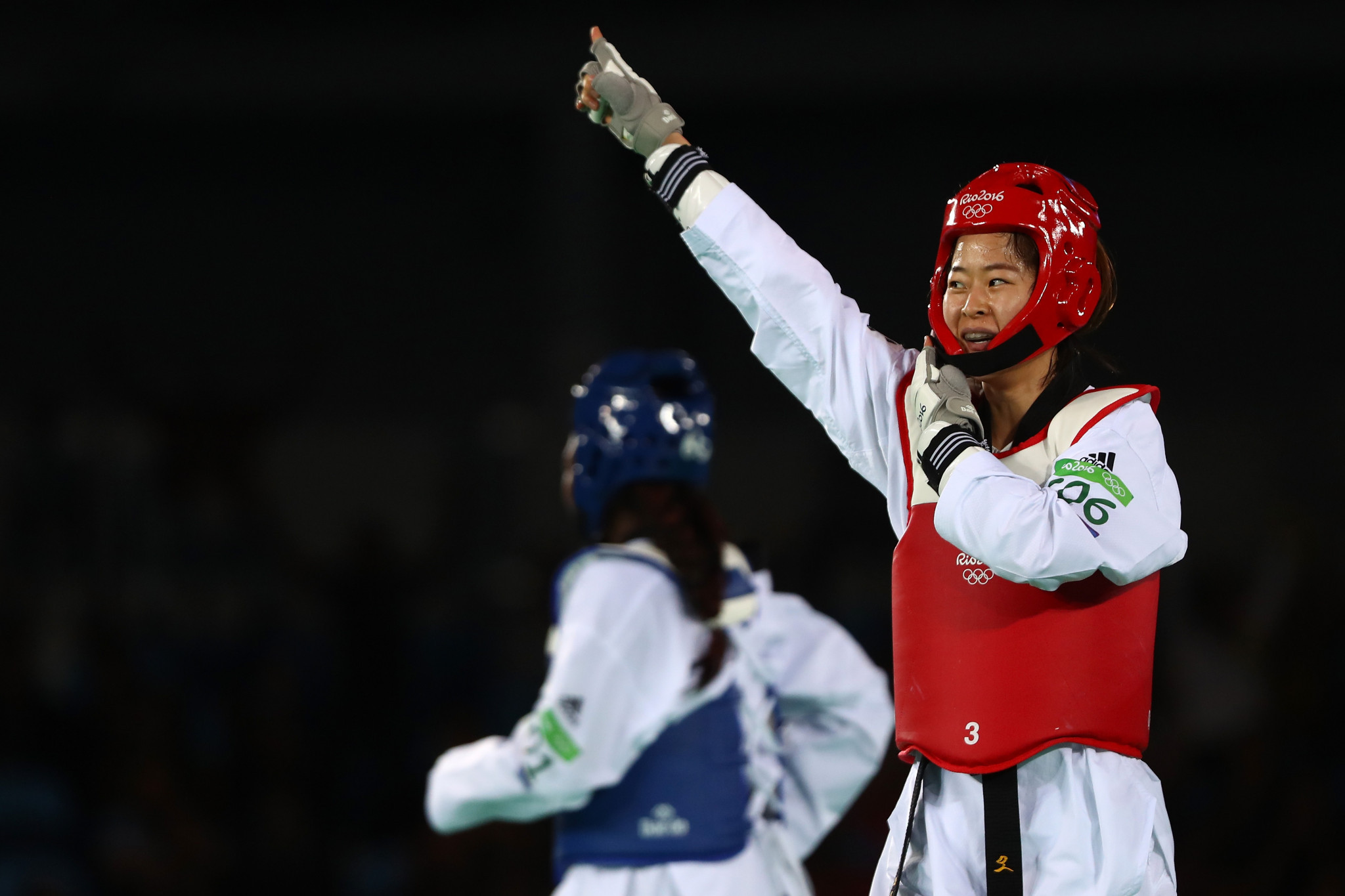 Hye-ri Oh is a reigning Olympic champion and three-time World Championships medallist ©Getty Images