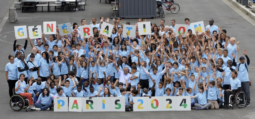 """Paris plans to throw """"amazing party"""" if awarded 2024 Olympics"""
