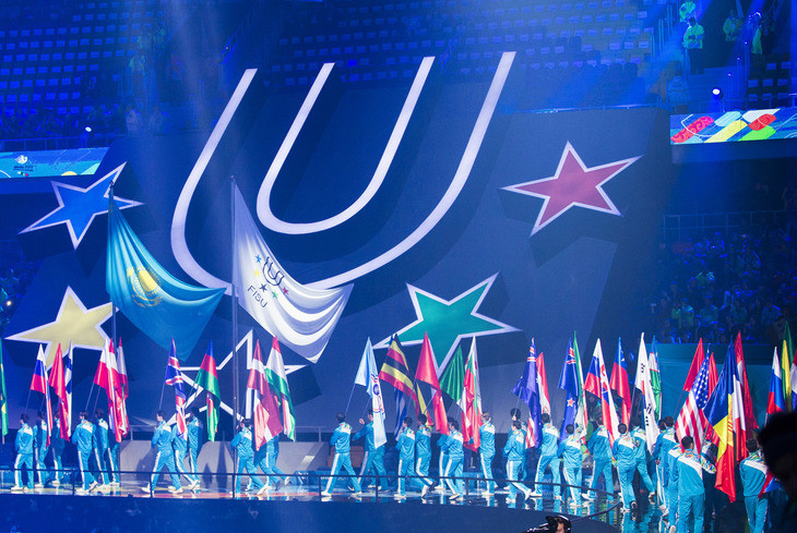 Fifty-six countries have registered to compete at the Krasnoyarsk 2019 Winter Universiade ©FISU