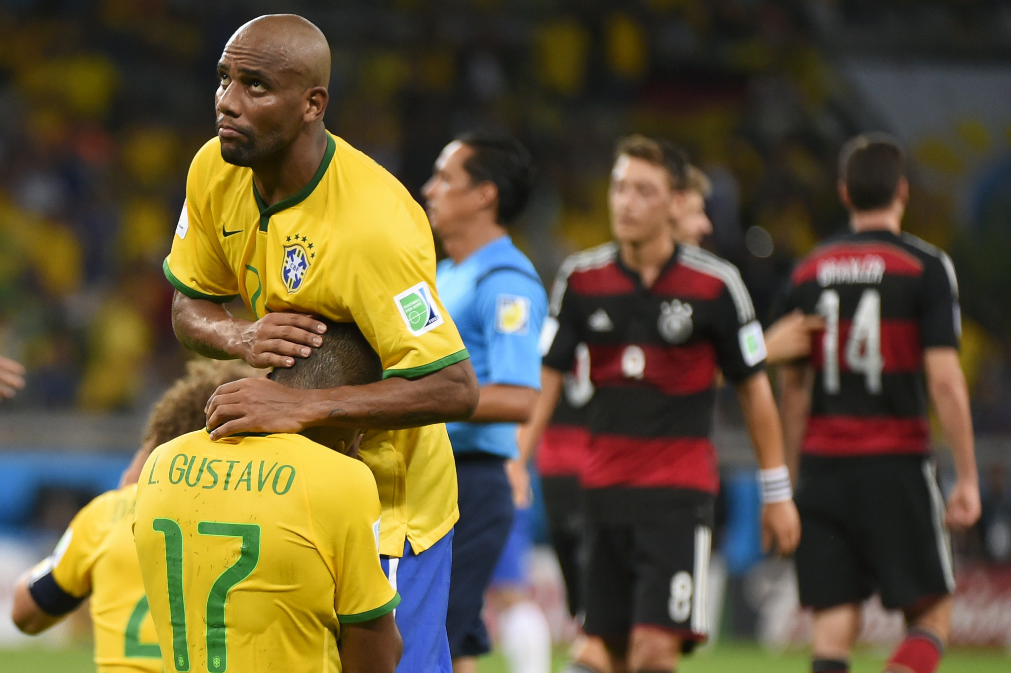 Brazil will do everything to avoid a World Cup defeat similar to the 7-1 drubbing by Germany in 2014 ©Getty Images