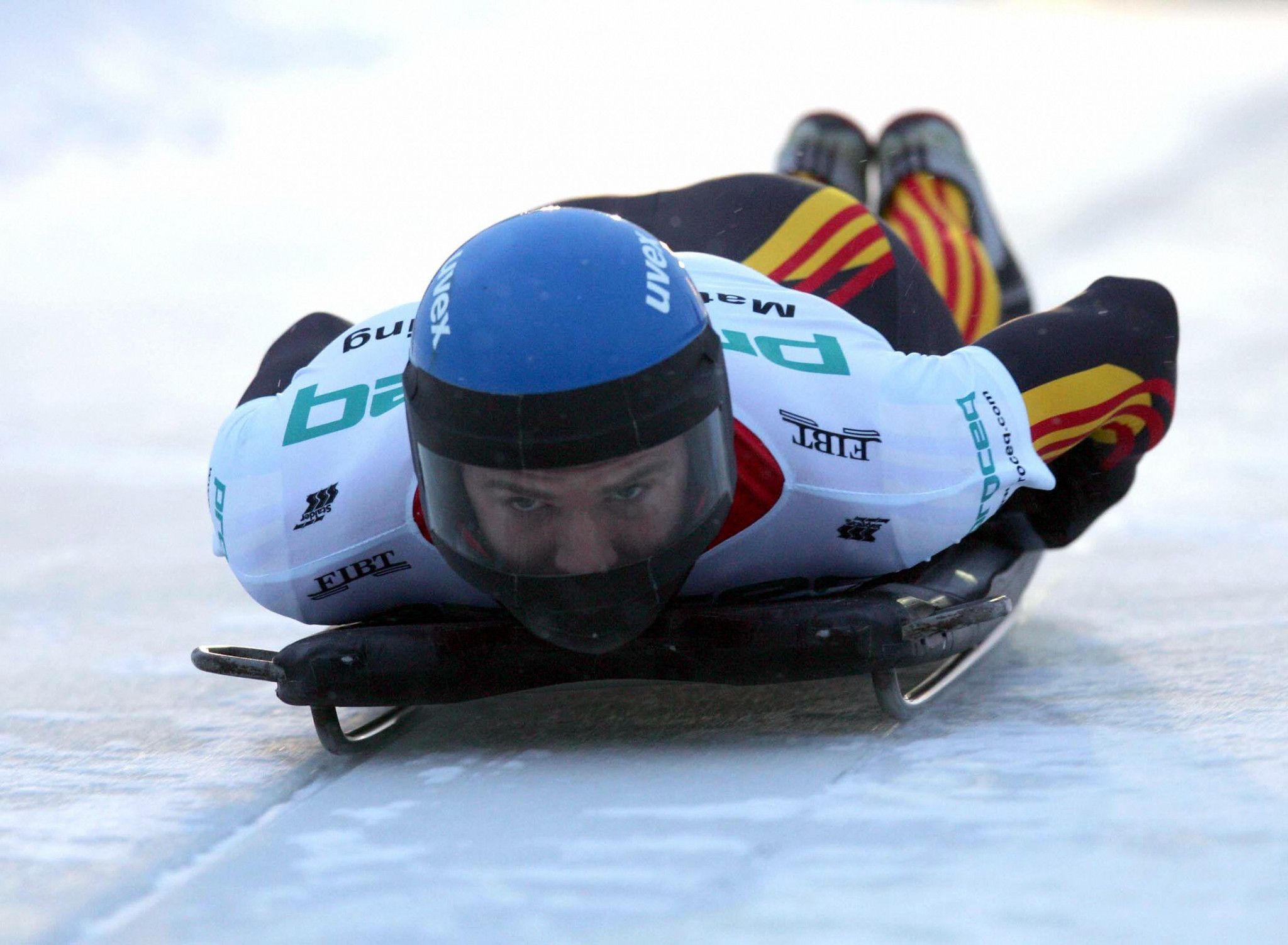 Hosting events in Sigulda would negate the need for an expensive new sliding track in Sweden ©Getty Images
