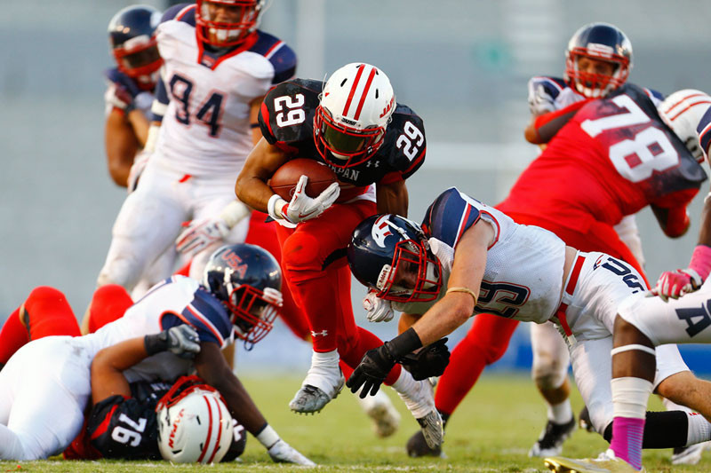 Harbin ready to host World University American Football Championship