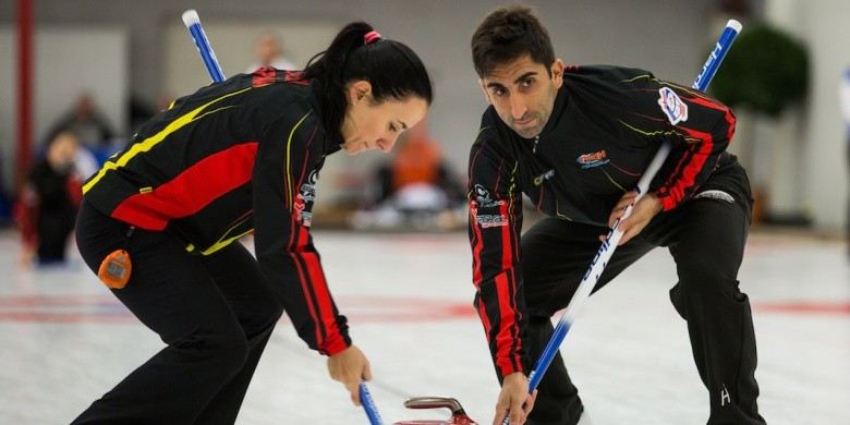 Spain record shock victory over Canada at World Mixed Curling Championships