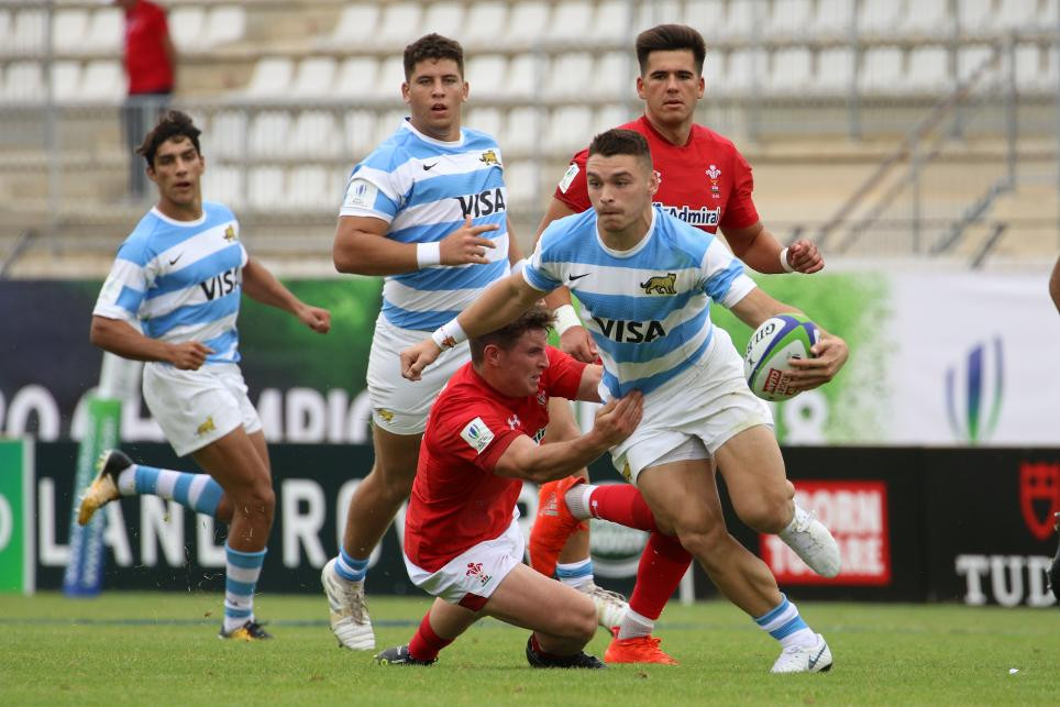 Argentina have been announced as the next hosts of the World Rugby Under-20 Championship ©World Rugby