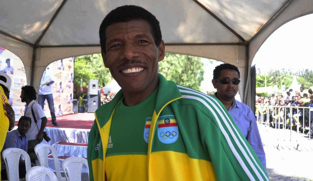 Distance running hero Haile Gebrselassie to bow out of competitive racing in Glasgow