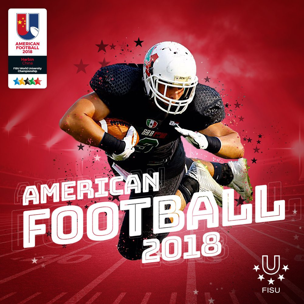 United States thrash hosts China on opening day of World University American Football Championship in Harbin