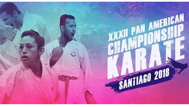 Pan American Karate Federation Senior Championships set to begin in Santiago