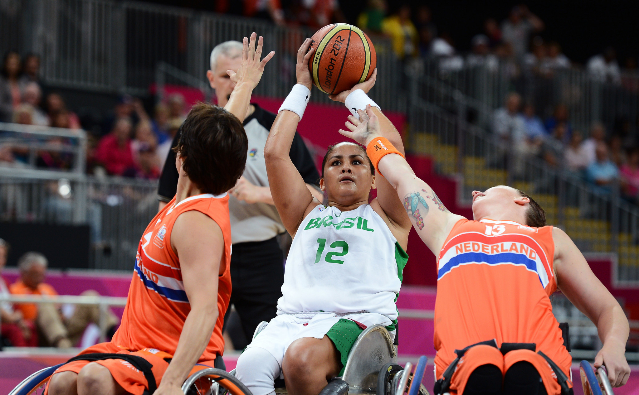Brazilian wheelchair basketball players suspended following sexual abuse claims by team-mate