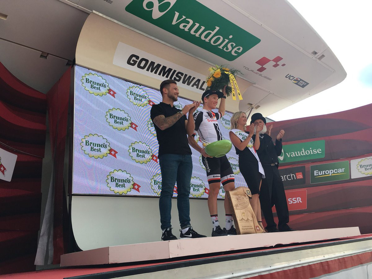 Andersen Triumphs On Stage Six Of Tour De Suisse As Porte Extends Overall Lead