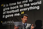 Figo dismisses claims from CAF President every African nation will vote for Blatter in FIFA election