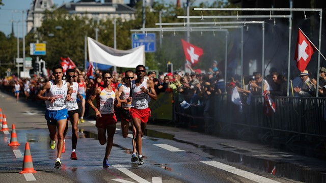 Marathon and race walking courses released for European Athletics Championships in Berlin