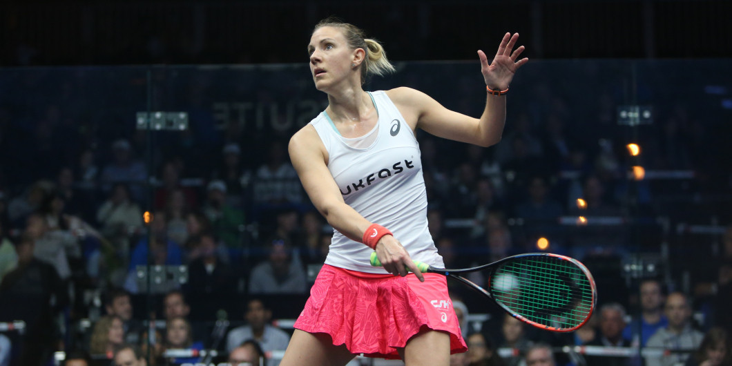 Massaro joins England coaching team for WSF World Junior Squash Championships