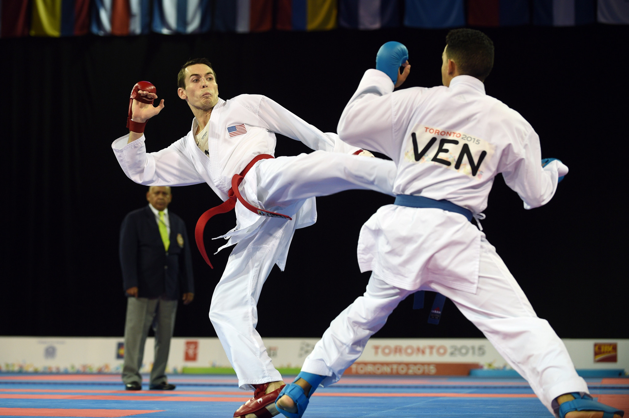 United States enjoy successful day as Pan American Karate Federation Senior Championships get underway
