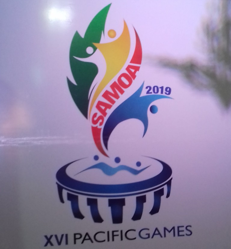 Samoa 2019 unveil logo for Pacific Games