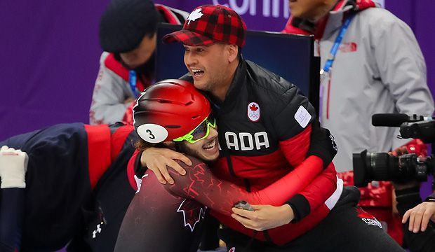 Campbell leaves Speed Skating Canada to join Chinese ranks