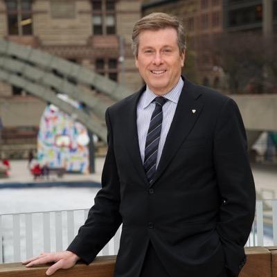 Toronto Mayor John Tory confirms city will not bid for 2024 Olympics