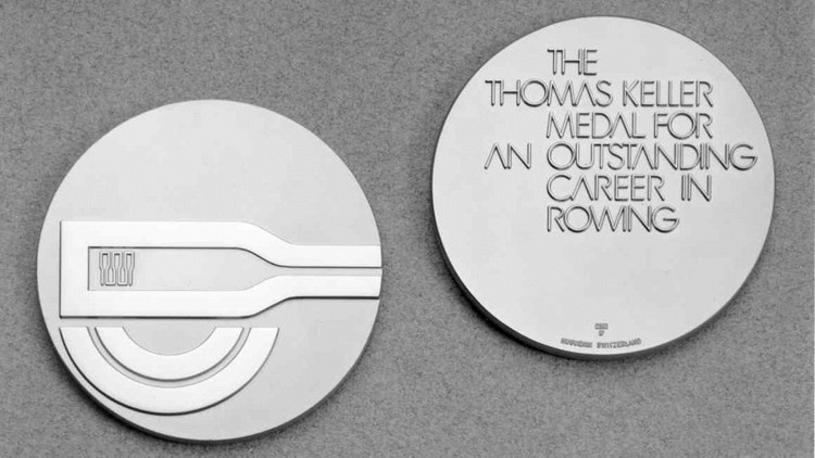 Six shortlisted for World Rowing Federation's Thomas Keller medal