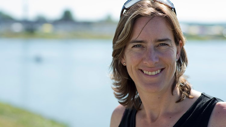 As last year's winner Dame Katherine Grainger is allowed access to all FISA World Championships for the rest of her life ©FISA