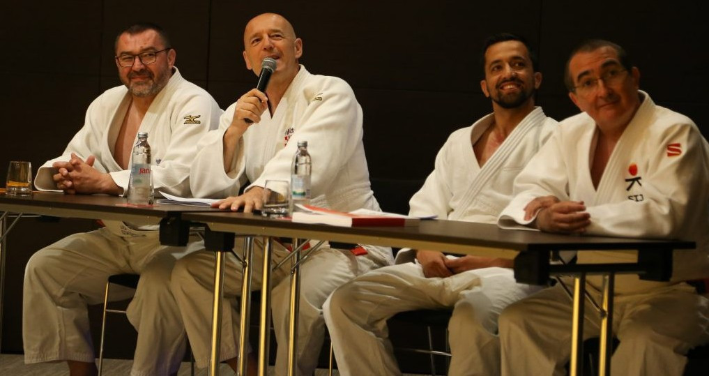 Scientific seminar held as part of 2018 Judo Festival