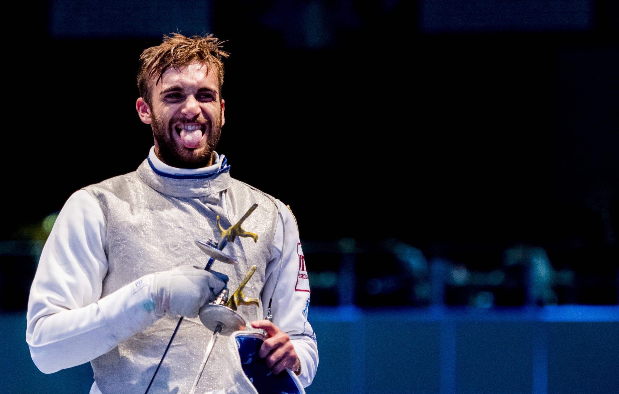 Daniele Garozzo is the defending champion in the men's foil ©Getty Images