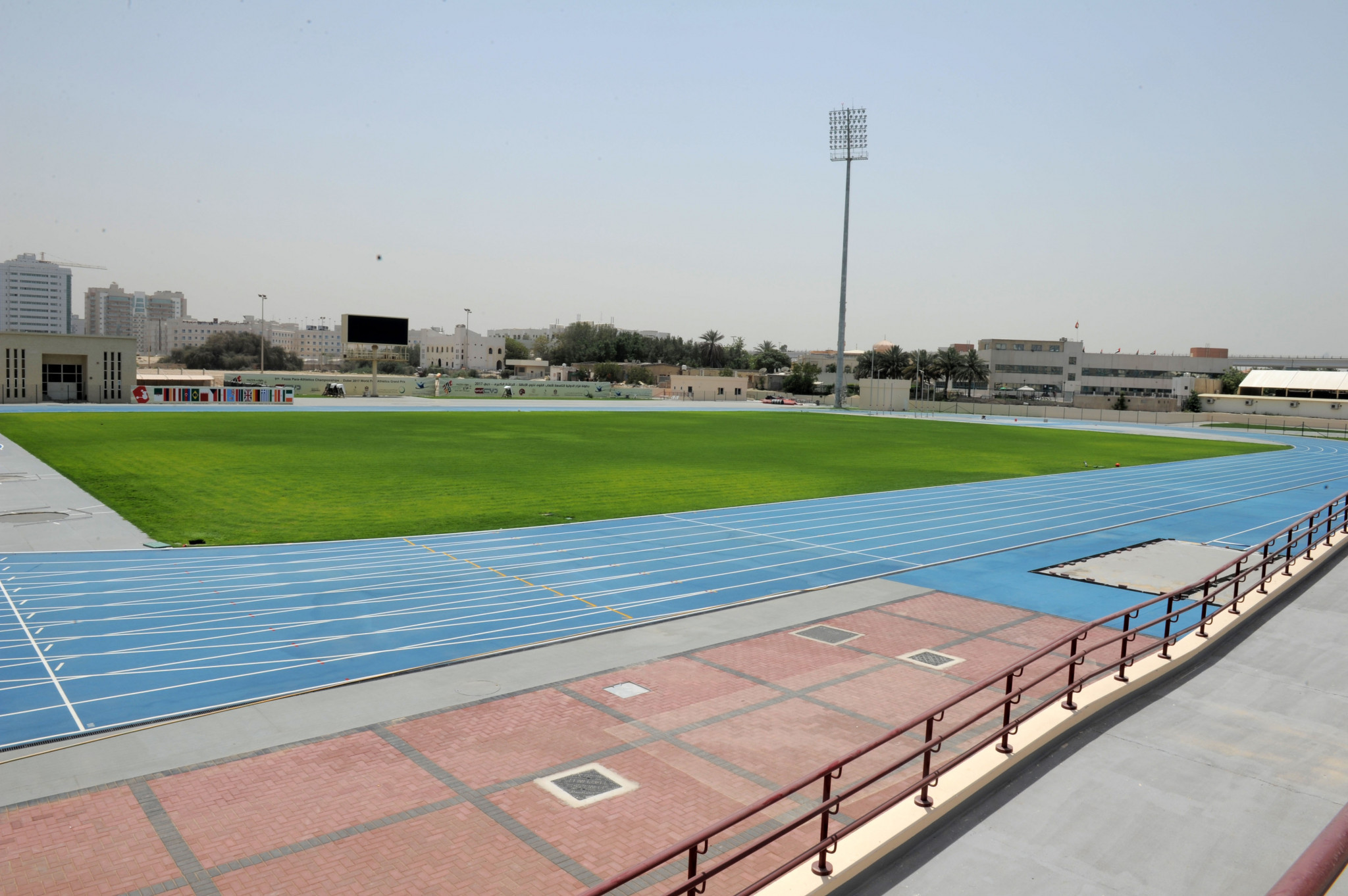 The 2019 World Para Athletics Championships will be held at the Dubai Club for People of Determination's new athletics stadium ©Dubai Club for People of Determination