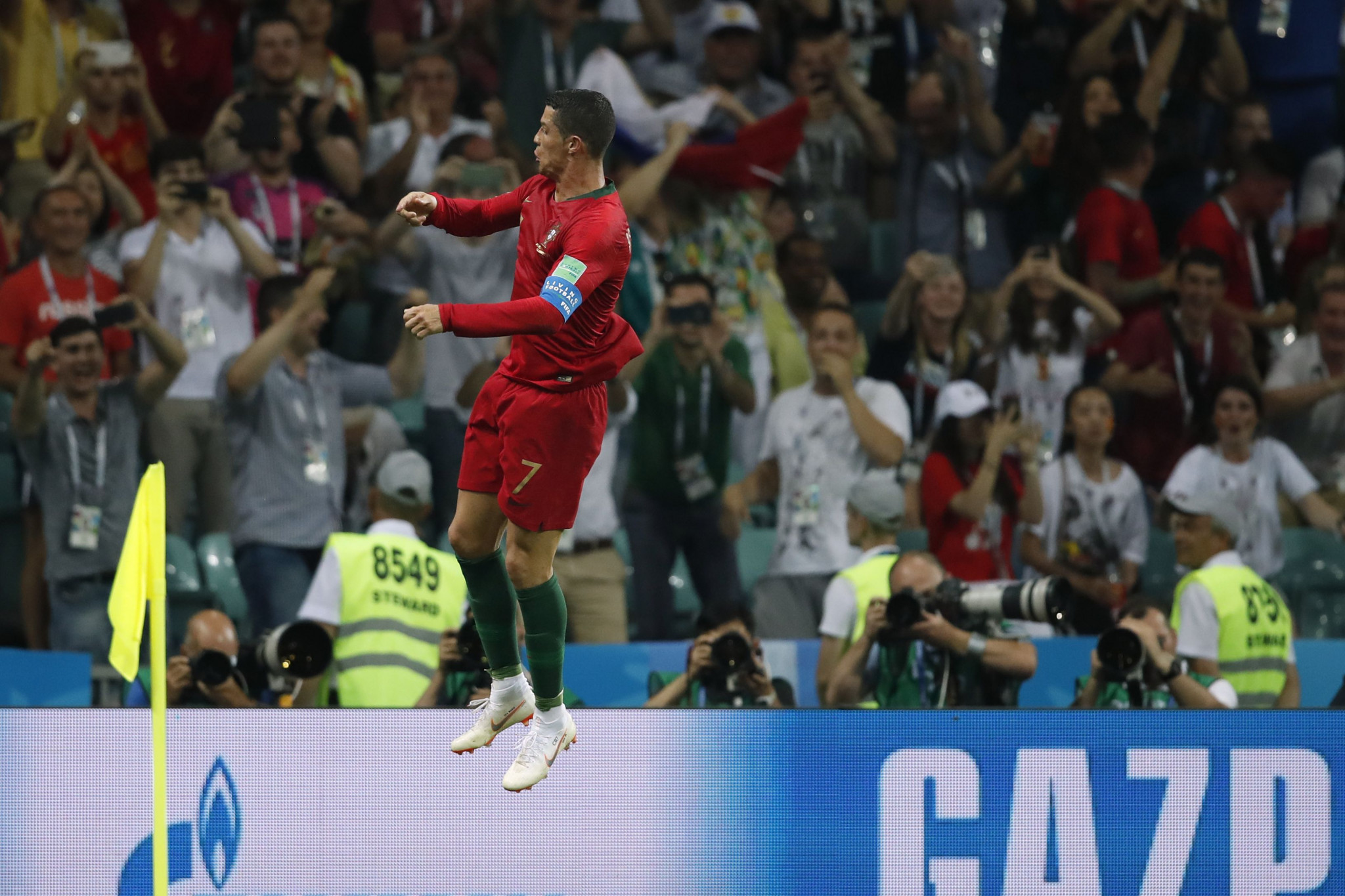Late goals and hat-tricks as FIFA World Cup continues to excite