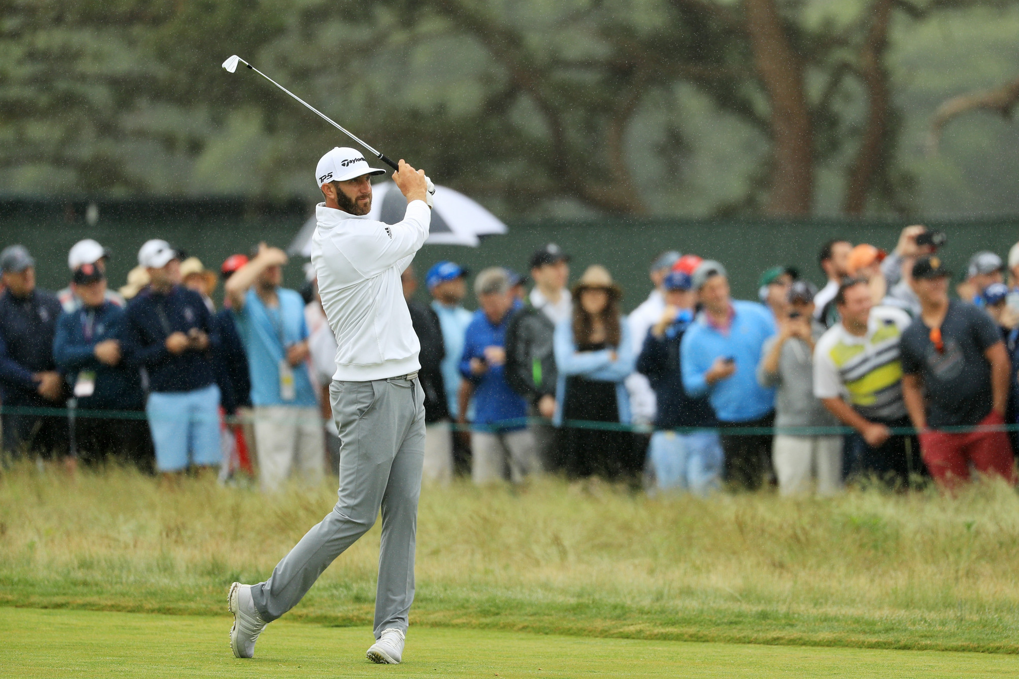 Tommy Fleetwood charge in vain as Brooks Koepka retains US Open title