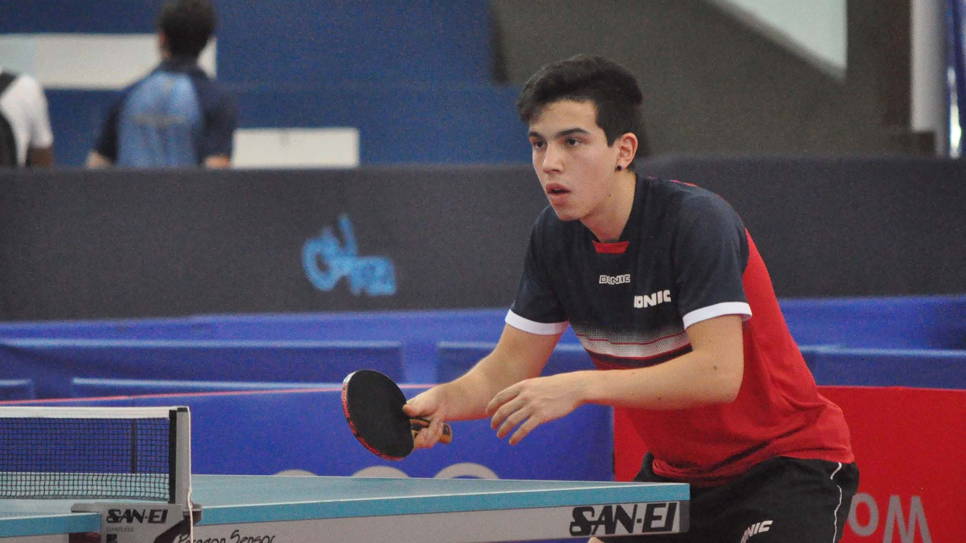Cifuentes reaches quarter-finals at ITTF Pan America Cup in Asuncion