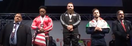 World records fall at IPF World Classic Powerlifting Championships