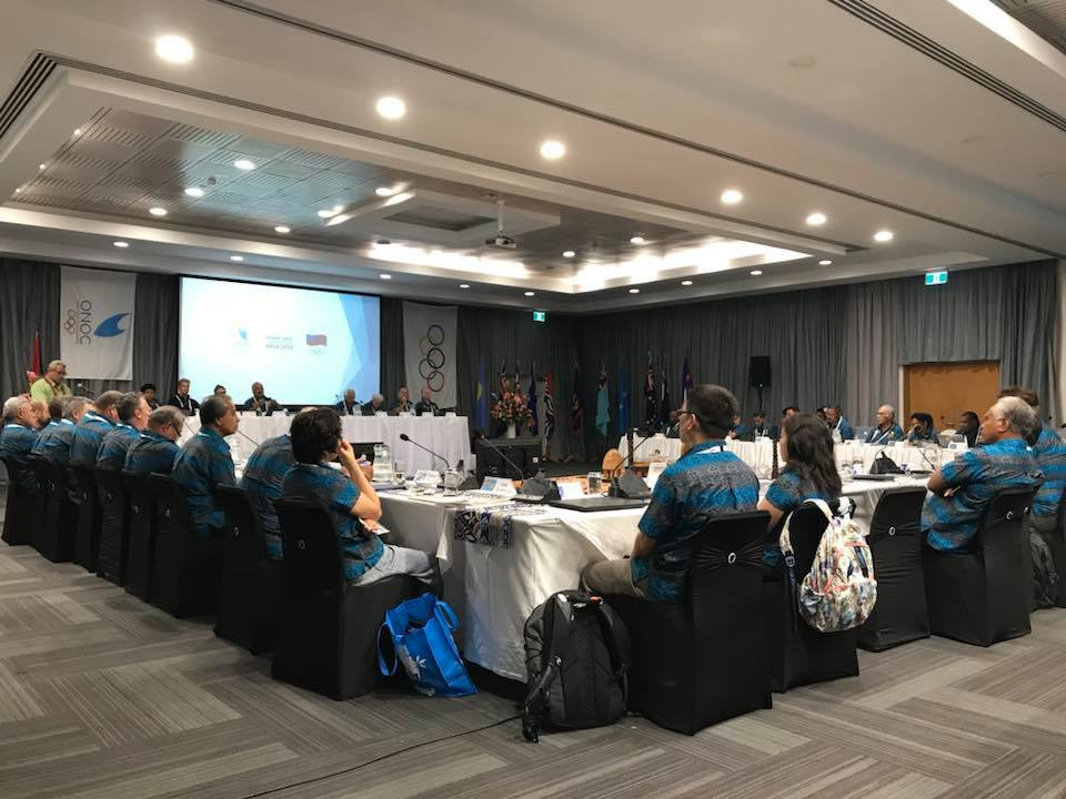 Oceania express concern over support for Buenos Aires 2018 boxers following halt in AIBA funding