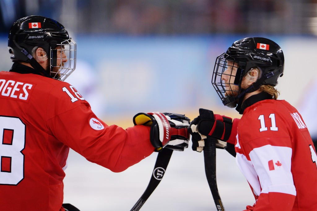 Canada began the event in commanding fashion as they thumped Japan 17-0 in their Group A opener in Buffalo