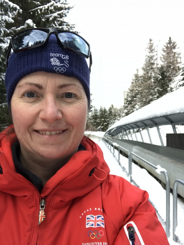 British Bobsleigh's new youth team manager Michelle Coy-Martin will be leading the search for new talent to compete at the 2020 Winter Youth Olympic Games in Lausanne ©BBSA