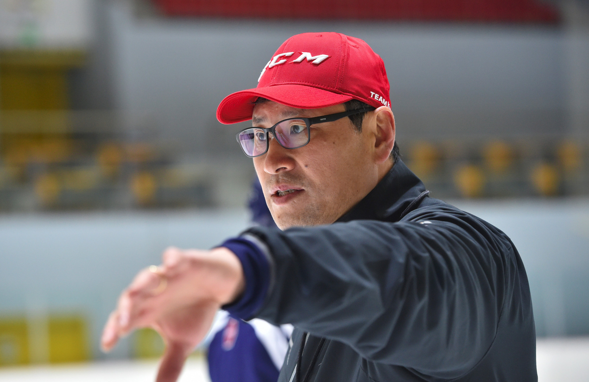 South Korea have extended the contract of coach Jim Paek, a former NHL star, first appointed in 2014 ©Getty Images