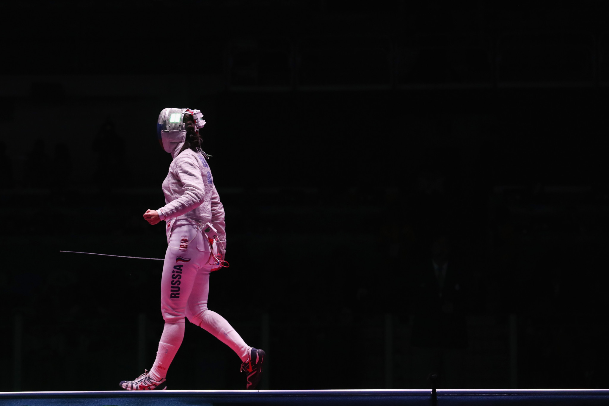 Velikaya and Cheremisinov take Russian double at European Fencing Championships