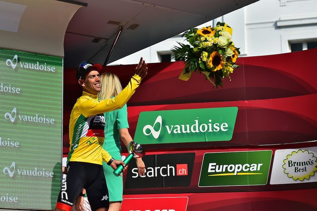Porte wins Tour de Suisse as Rivera seals Women's Tour title